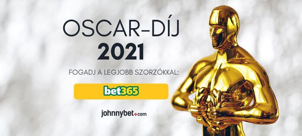 Oscar díj 2021 fogadási tippek