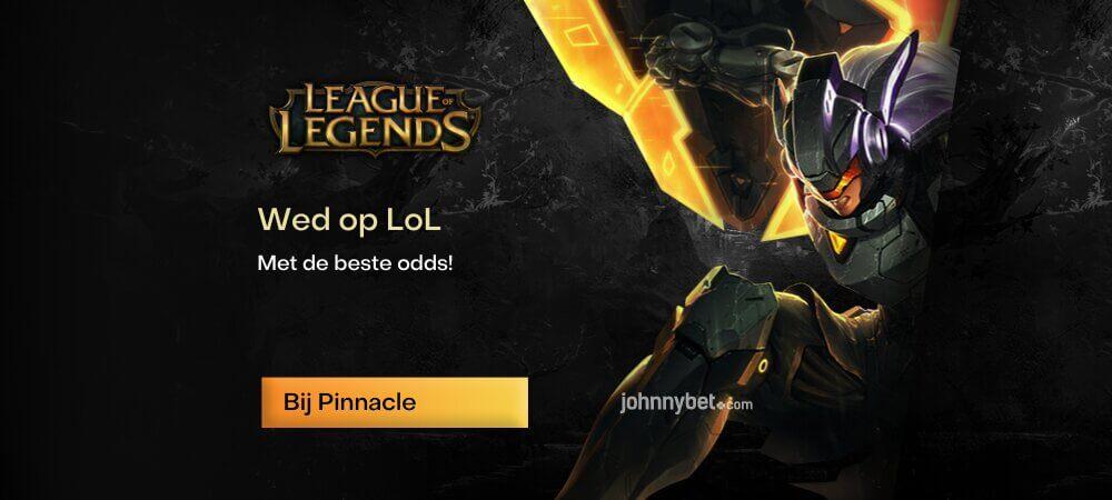 League of legends wedden pinnacle