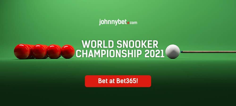 World Snooker Championship 2021 Betting Tips