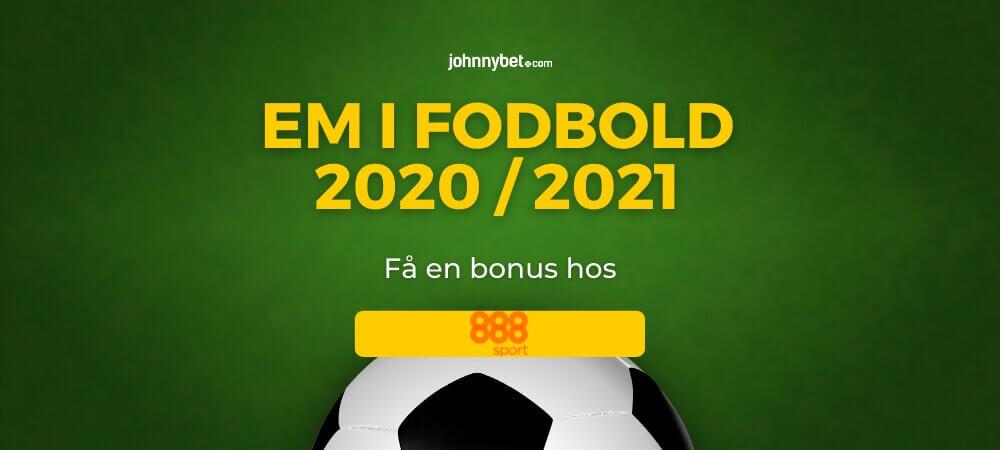 Em fodbold betting odds banner 888