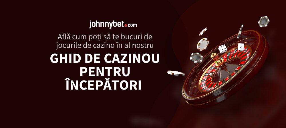 Ghid de Cazinou pentru Începători