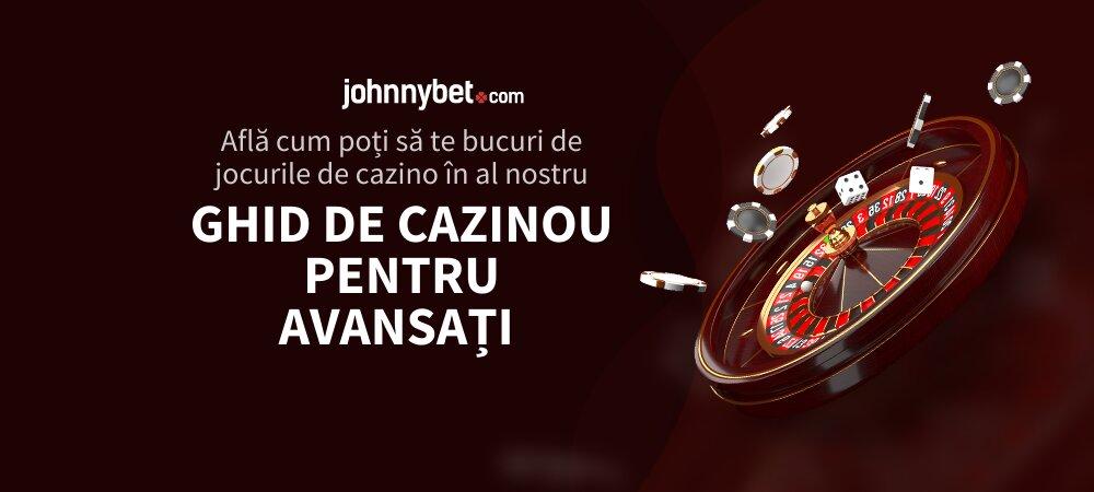 Ghid de Cazinou pentru Avansați