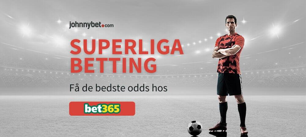 Superliga Odds