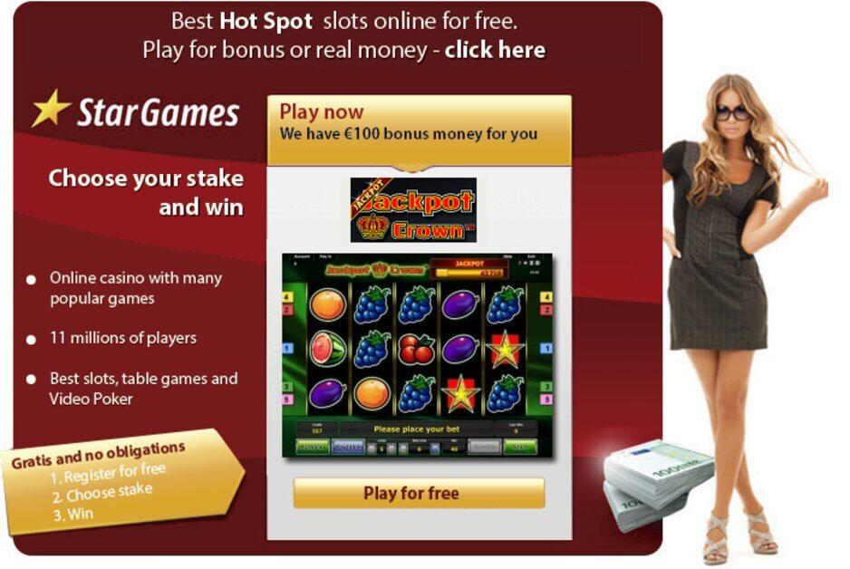 Jackpot Crown Online Slot Machine