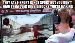 E sport funny memes