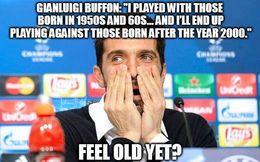 Gianluigi buffon memes