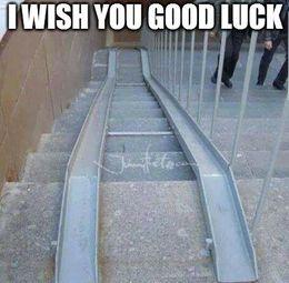 I wish you good luck memes