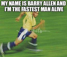 Im the fastest man alive memes