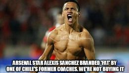 Arsenal star memes