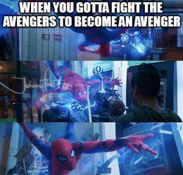 Fight the avengers memes