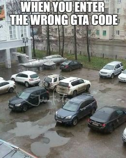 The wrong code memes