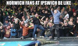 Norwich fans memes