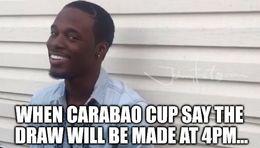 Carabao cup memes