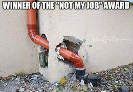 Not my job memes