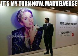 Marvelverse memes