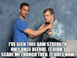 Raw strength memes