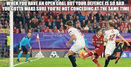 An open goal memes
