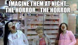 The horror memes