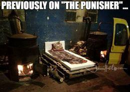 The punisher memes