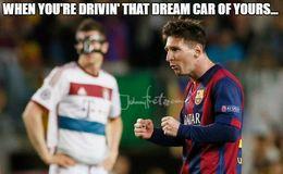 Dream car memes