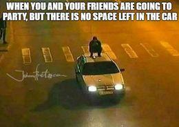No space left memes