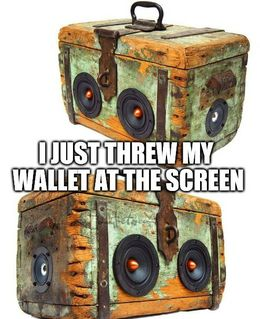 My wallet memes