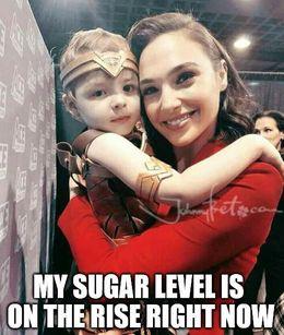 Sugar level memes