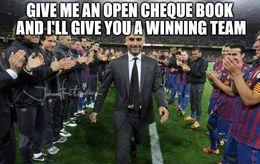 Winning team memes