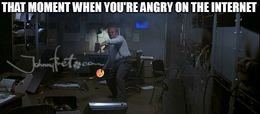 Angry on the internet memes