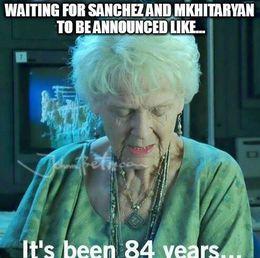 Sanchez announced memes