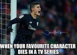 Dies in a tv series memes