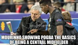 Central midfielder memes