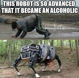 Advanced robot memes