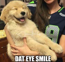 Eye smile memes