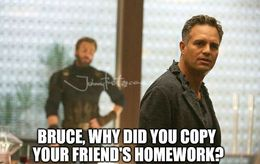 Why did you copy memes