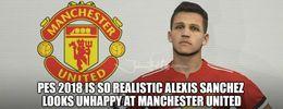 Alexis sanchez funny memes