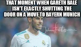 Gareth bale funny memes