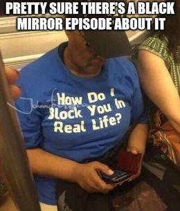 Black mirror memes