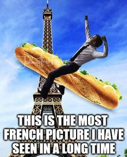 French picture memes