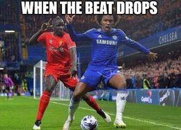 The beat drops memes