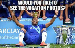 Vacation photos memes