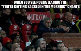 Pogba leading memes