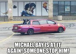 Michael bay memes