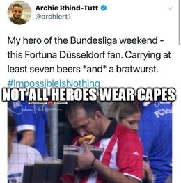 Not all heroes memes