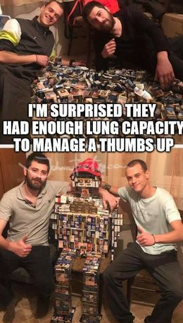Lung capacity memes