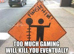 Gaming funny memes