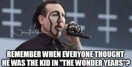 The wonder years memes