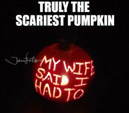 The scariest pumpkin memes