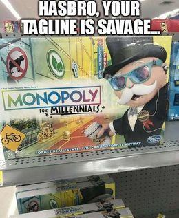 Your tagline memes