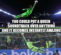 Queen soundtrack memes